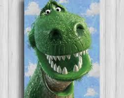 toy story rex etsy