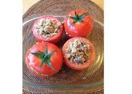 farce cuisine tomates farcies savory stuffed tomatoes