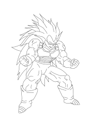 dragon ball coloring pages coloring to print famous characters
