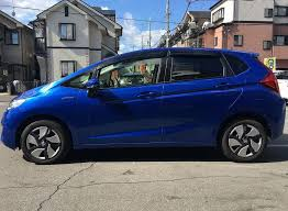 japanese used cars honda fit honda fit daa gp510026089 primegate is exporter for trading