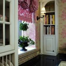 pink shabby chic kitchen photos hgtv