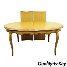 French Provincial Dining Room Sets French Provincial Dining Table Antique Furniture Ebay