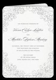 wedding invitation program dazzling lace 5x7 folded wedding program by hawkins shutterfly