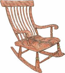 Rocking Chair Makers The American Rocking Chair Full Chisel Blog