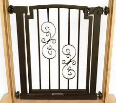 noblesse dog door gate doorway u0026 hallway