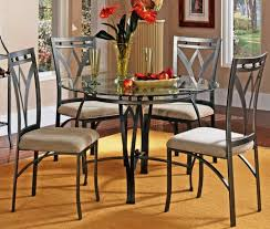 round metal dining room table 10 admirable round dining tables for dining room rilane