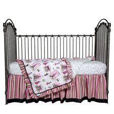 Waverly Crib Bedding Trend Lab Waverly Tres Chic Baby Infant 3 Pc Crib Bedding Set
