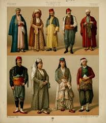 Ottomans History Turkey And The Ottoman Empire History Of Fashion Design Resim