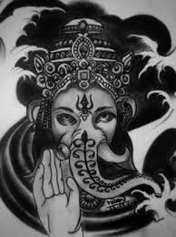 lord ganesh design