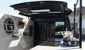 peugeot cuisine peugeot designs expert as a mobile oyster restaurant with the
