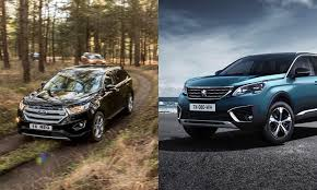 peugeot mpv 2017 suv face off ford edge vs peugeot 5008 u2013 which news