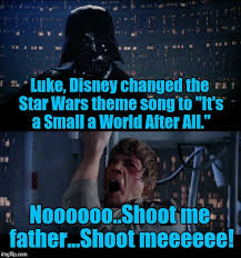 Star Wars Disney Meme - star wars no meme imgflip