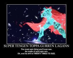Gurren Lagann Memes - sttgl motivator by bloodyfatalis on deviantart