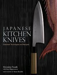Essential Knives For The Kitchen Co Jp Japanese Kitchen Knives Essential Techniques And