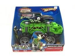 wheel monster jam trucks wheels monster jam monster flip crash grave digger truck new
