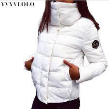 Plus Size Down Coats New Autumn Winter Gacket Women Coat Fashion Female Down Jacket