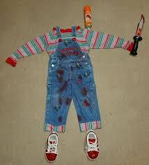 Chucky Halloween Costume Toddler 24 Chucky Halloween Costume Toddler Images