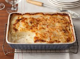 scalloped potato gratin recipe florence food network