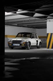 renault 5 turbo group b head to paris come back with the ultimate u002780s hatch and