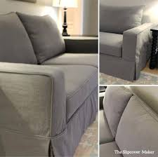 slipcover for camelback sofa and cotton poly canvas slipcover for