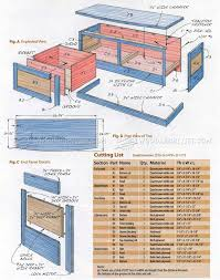 Woodworking Plans Bench Seat 339 Best Furniture Images On Pinterest Furniture Plans Wood