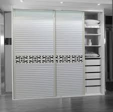 Sliding Door Wardrobe Cabinet Uv High Gloss Sliding Door Wardrobe Cabinet