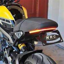 ninja 300 integrated tail light yamaha xsr900 fender eliminator kit integrated tail light