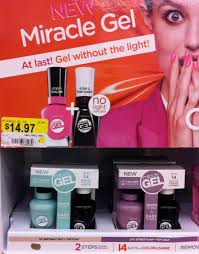2 1 sally hansen miracle gel polish coupon u2013 comes off easy