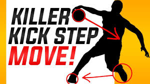 Hit The Floor Killer Crossover - how to ankle breaker basketball moves the kick step crossover