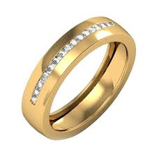 gold ring images for men mens gold ring mens ring r k sarraf jaipur id 17748750897