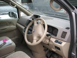 nissan sunny 1990 interior nissan serena review and photos