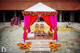 hindu wedding mandap decorations wedding decor is incomplete without an imposing mandap