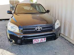 suv toyota toyota rav4 wagon 2006 black for sale 8 990 used vehicle sales