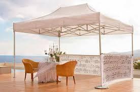 gazebo 2x3 livraison gratuite en plein air en aluminium couvert l 礬v礬nement