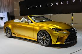 lexus singapore recall all lexus the lexus lf c2 concept rc convertible will offer all