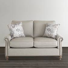Small Sofas And Loveseats Carlisle Loveseat Bassett Home Furnishings