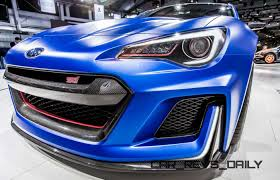 2016 subaru forester ts sti review video performancedrive 2015 subaru brz sti concept