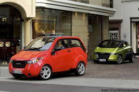 Mahindra Reva E20 Interior Mahindra Reva To Launch Electric Car By November End