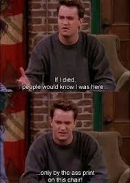 Friends Tv Show Memes - do you think everyone in the world who watch friends tv series sees