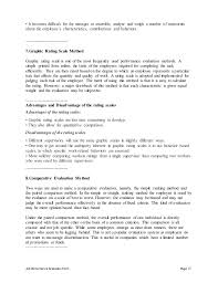 Resume For A Cleaning Job by Cleaning Supervisor Performance Appraisal