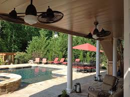 Outdoor Patio Ceiling Ideas by Underdeck Ideas Hgtv