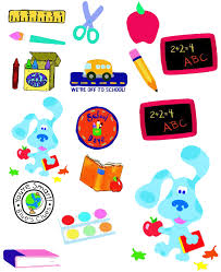 blues clues stickers treehouse