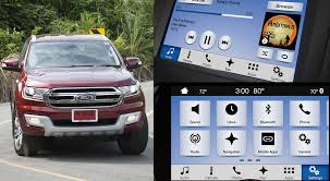 ford u0027s latest in car technology sync 3 debuts in india with the