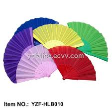 wholesale fans wedding favor plastic folding fans crafts fan wholesale