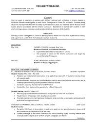 Sample Resume For College Teaching Position by Sample Resume For Entry Level Tax Preparer Sample Carol Sand Job