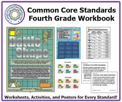 fourth grade common core workbook download