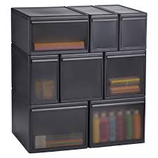 Modular Drawer Cabinet Like It Smoke Modular Drawers The Container Store