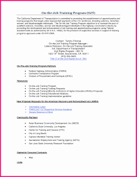 14 beautiful sample resume for proposal business template short