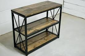 wood and metal console table with drawers metal and wood console table like this item metal and wood console