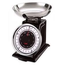 balance de cuisine design 3 kgs balance de cuisine metal style retro design plateau de